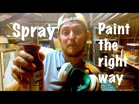 DIY: How to Spray Paint Metal Table Legs Step By Step