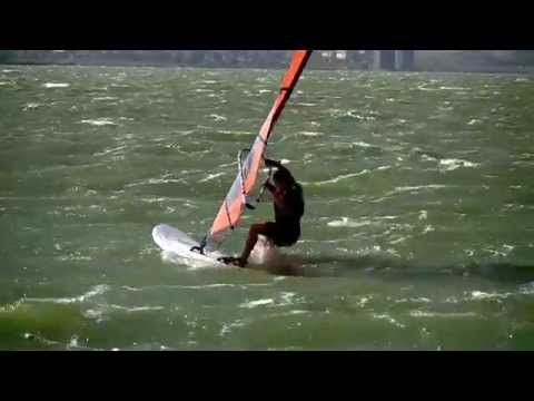 Beach start lesson  Liviu  - Windsurfing Academy - Piccadilly Mamaia