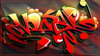 Graffiti Digital - Bombing Style