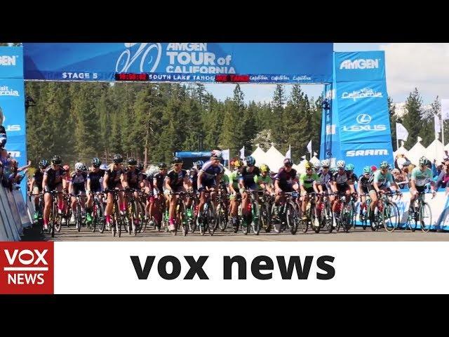 The 2018 Amgen Tour of California Women's Race