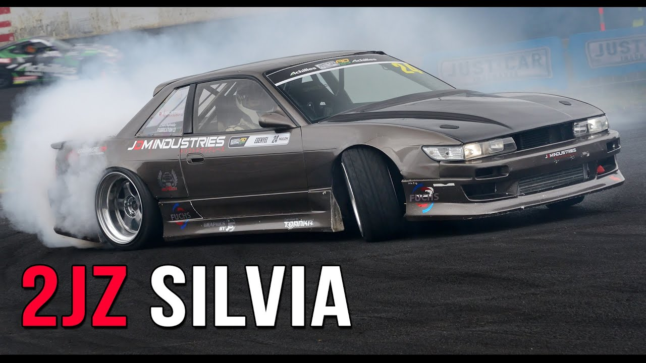 Beau 2JZ Silvia By JDM Industries   YouTube