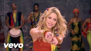 Shakira - Waka Waka (This Time for Africa) (K - Mix)