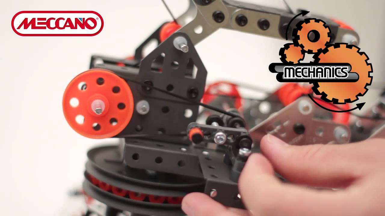 Best Meccano Sets And Toys For Kids : Meccano super construction set at toys quot r us youtube