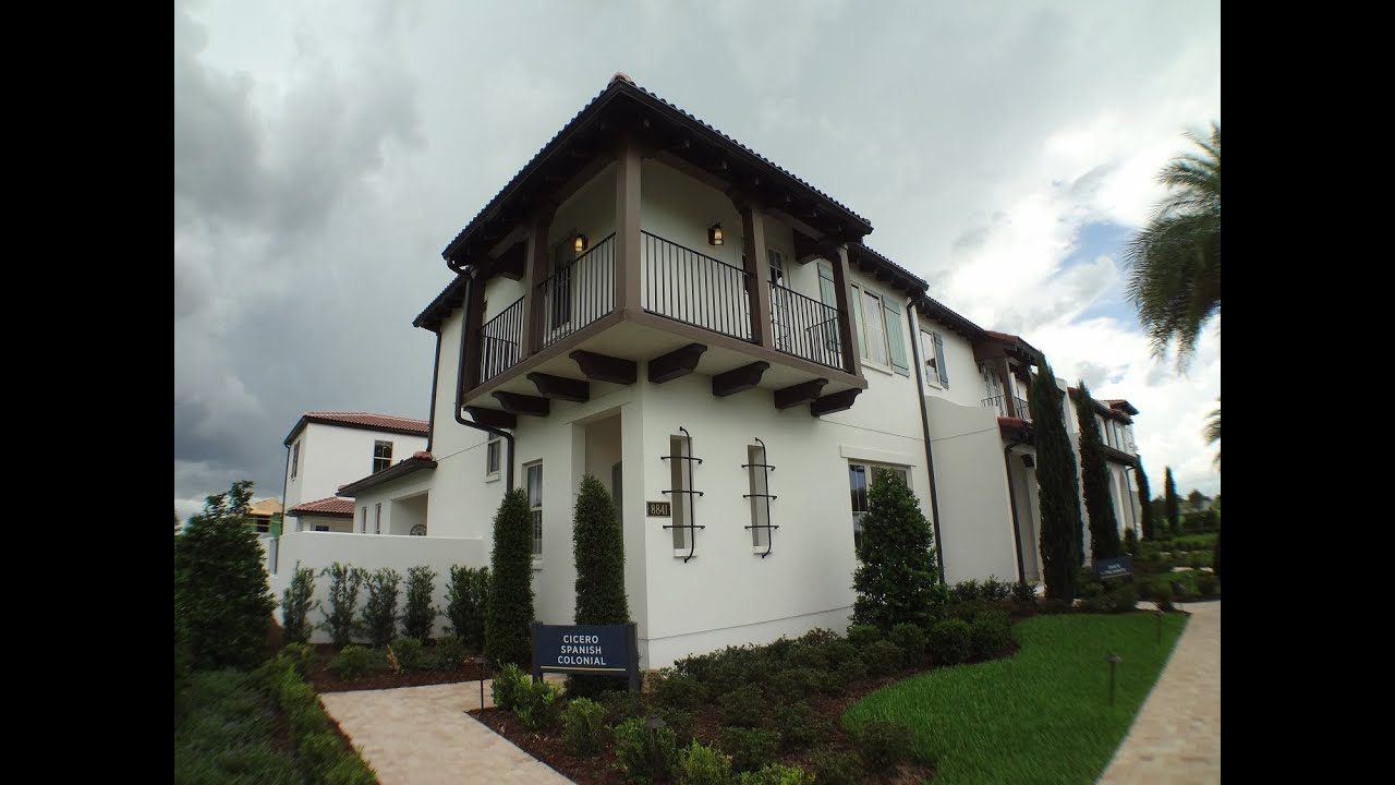 winter garden luxury townhomes lakeshore by toll brothers