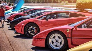 Dream Cars Day 2017 - Divonne les Bains (Part 1)