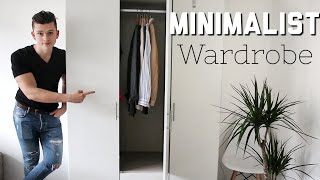 MY MINIMALIST WARDROBE / The Clear out - Declutter !