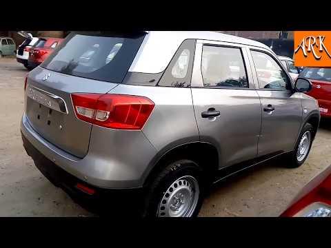 Maruti Suzuki Vitara brezza LDi real review interior and exterior features and on road price