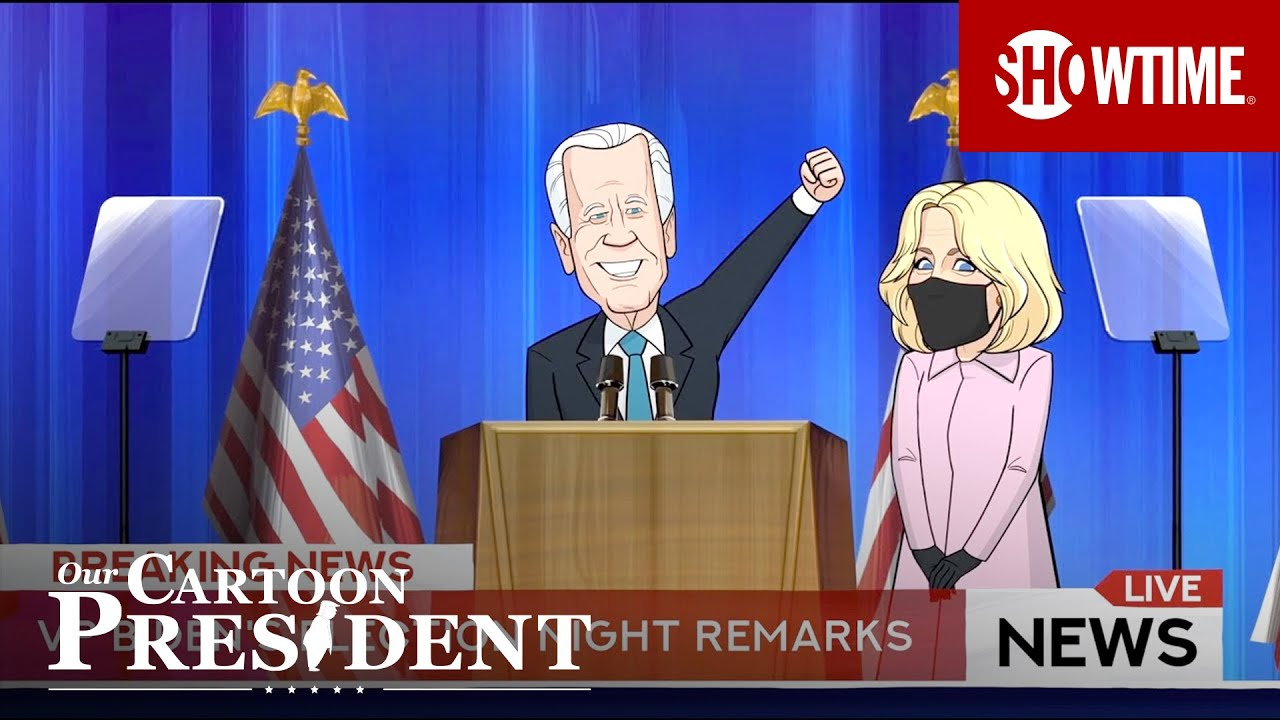 Download 'Washington Melts Down on Election Night' Ep 318 Extended Preview   Our Cartoon President   SHOWTIME