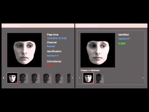 Распознавание лиц в 2D, 3D