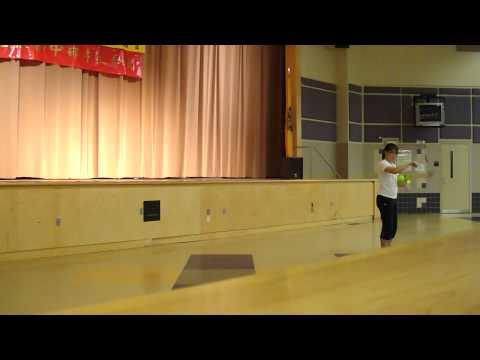 Mallory Wang 1st Place Chinese Yo-Yo