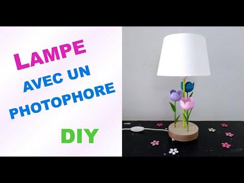 Diy Lampe Avec Photophore Fleurs