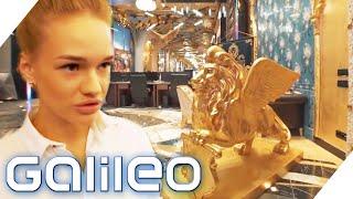 Die russische Märchenschlossschule: Lernt es sich besser im dekadenten Ambiente? | Galileo