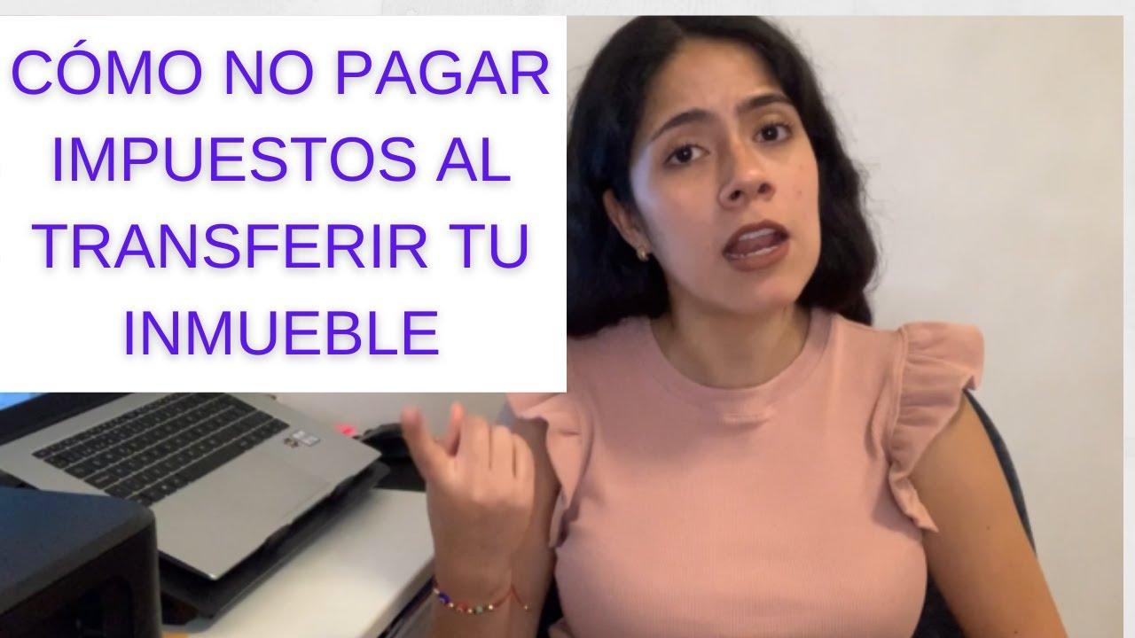 Cómo NO PAGAR IMPUESTOS en la TRANSFERENCIA de TU CASA (PERÚ) 2021 🔴✅
