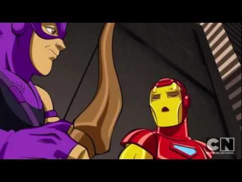Super Hero Squad Clip - Take Down Ms. Marvel - YouTube