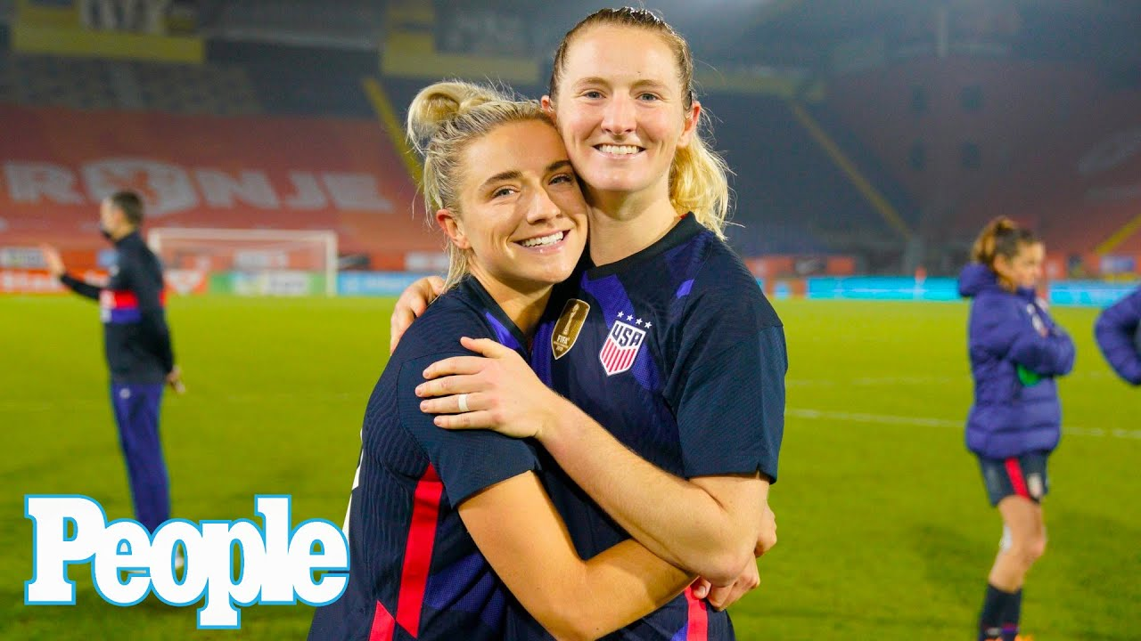 USWNT Stars & Sisters Kristie and Sam Mewis on Inspiring Each Other on Journey to Olympics   PEOPLE