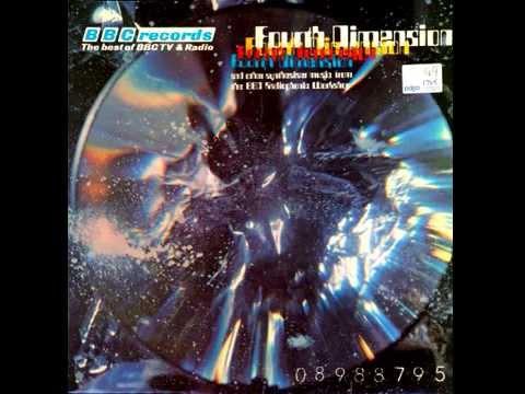 Paddy Kingland - Colour Radio - Fourth Dimension - BBC Radiophonic Workshop