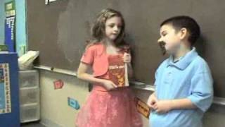 Teaching 4 Square (Writing) In 1st Grade