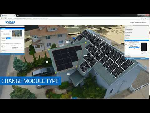 Solar Site Assessment & Design with Scanifly