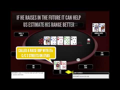 Poker Strategy - How to Crush Fish Postflop