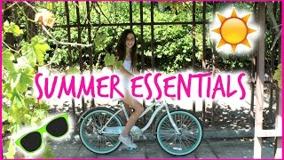 Summer Essentials☼ Thumbnail