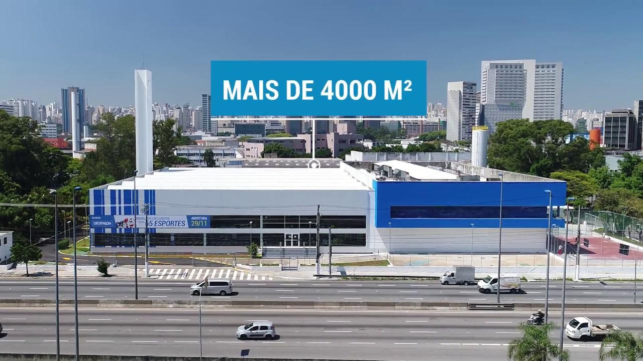 60283fcc8 Vem ai !!! Decathlon Marginal Tietê - São Paulo - YouTube
