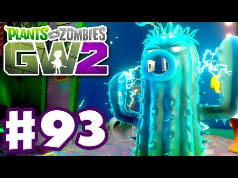 Plants vs. Zombies: Garden Warfare 2 - Gameplay Part 93 - Power Cactus! (PC)