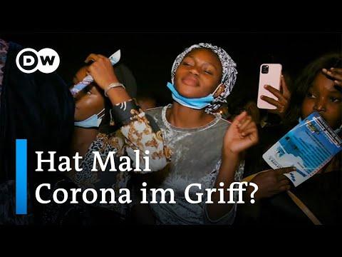 Party trotz Pandemie - Mali und das Coronavirus | DW Interview