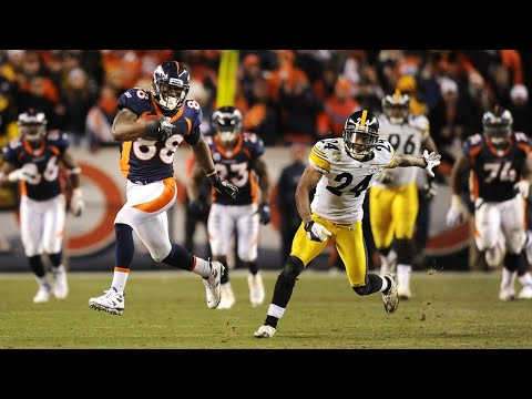 NFL | Overtime Playoff Touchdowns