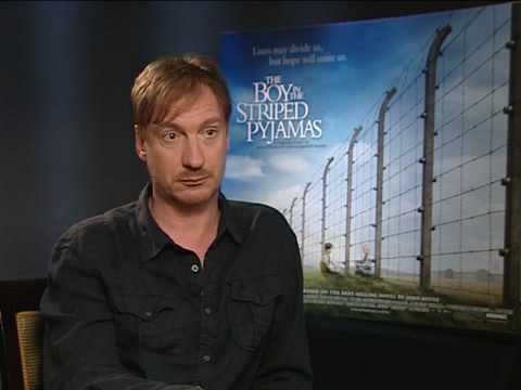 David Thewlis - The Boy in the Striped Pyjamas interview