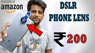 Take DSLR like photo with Smartphone!!