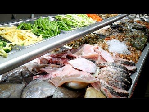 Amazing Malaysian SEAFOOD FEAST in BORNEO | Food and Travel Channel | Sarawak, Malaysia