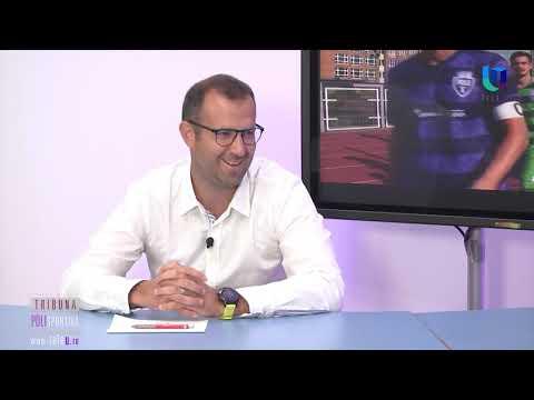 TeleU: Tribuna PoliSportiva - Vlad Bura