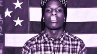 ASAP Rocky - Bass (Chopped & Screwed by Slim K)