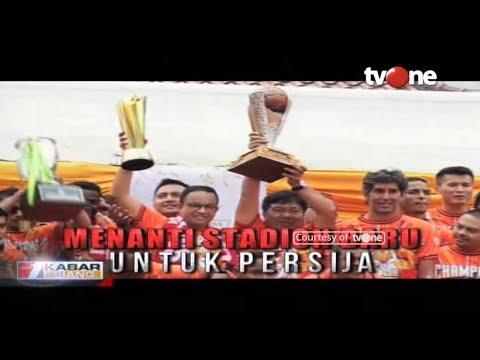 Liputan Khusus tvOne: Menanti Stadion Baru Untuk Persija Mp3