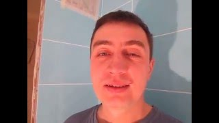 Монтаж натяжного потолка  с помощью фена.(В видео рассказываю о своем опыте монтажа натяжного потолка, при помощи строительного фена., 2015-12-23T10:38:27.000Z)