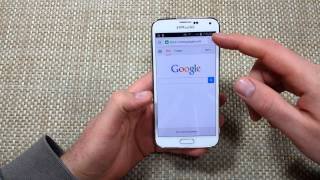 Repeat youtube video Samsung Galaxy S5 FIX Missing Open / Recent Tabs icon in Google Chrome Browser