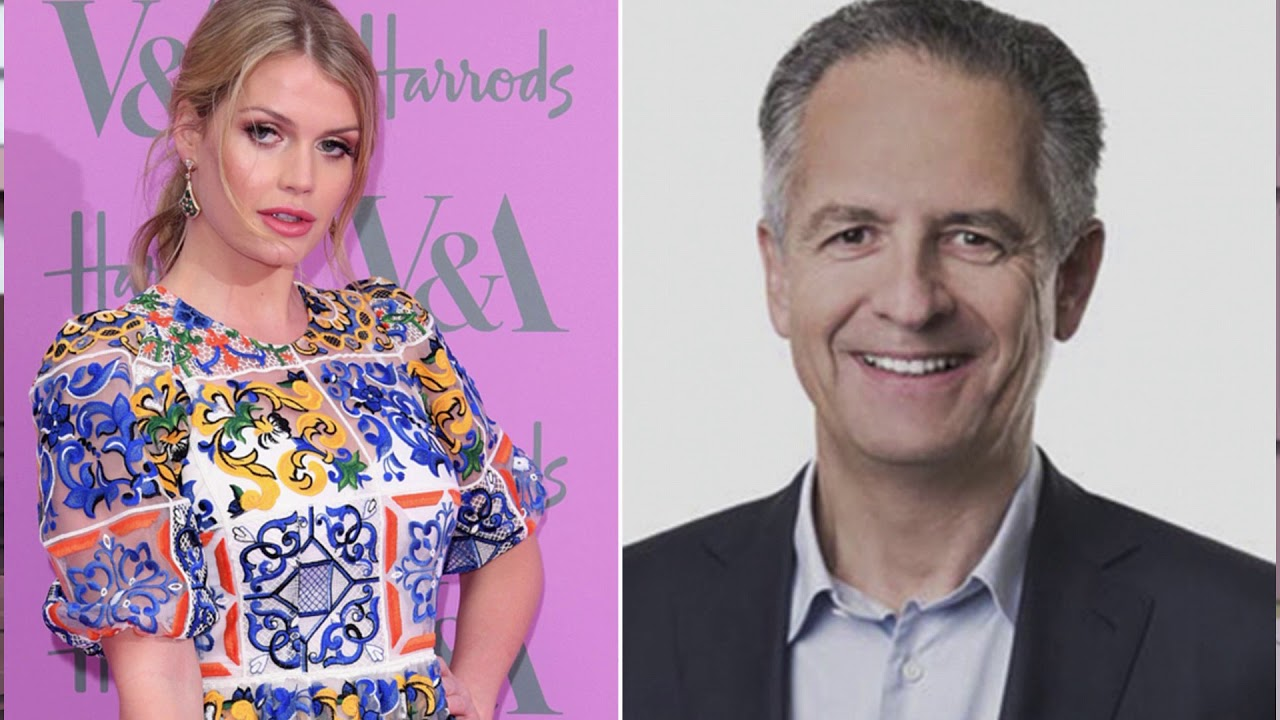 Princess Diana S Niece Lady Kitty Spencer 29 Is To Wed Fashion Tycoon Michael Lewis 60 Youtube