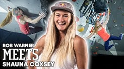 Meet Britain's Most Successful Competitive Climber: Shauna Coxsey