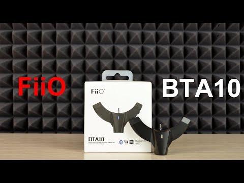 Обзор FiiO BTA10 Сравнение с ATH-M50xBT