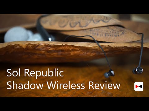 sol republic shadow wireless manual