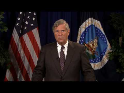 Growing for the Future: U.S. Secretary of Agriculture Tom Vilsack