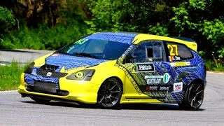 Honda Civic Maximum Attack Hillclimb Paltinis 2016 - Eg B16b Ek4 B16B Ep3 Type r - Vtec Sound