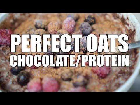 High-Protein Oatmeal