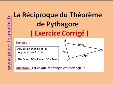 maths exercice theoreme de pythagore , thales , calcul de fraction 3ème Mathématiques