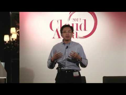 Cloud Computing Standards by Mr Robert Chew of ITSC