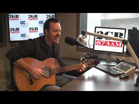 Australian Country Music Artist Matt Scullion Performs Aussie As