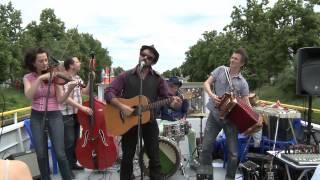 Cajun music - Michael Clifton (drums)