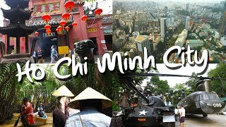 Ho Chi Minh City short guide + Mekong Delta trip; Saigon - Vietnam