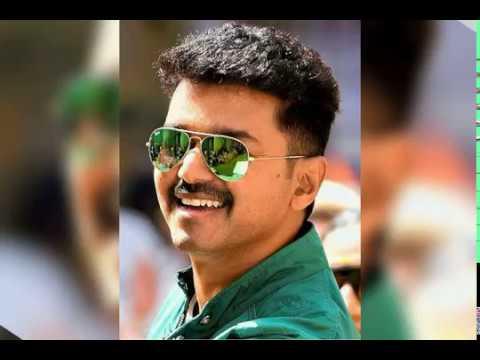 Tamil Actor Vijay Photosrsal Look Youtube