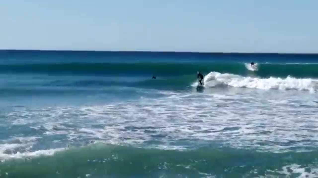 Long Board Surfing Las Gaviotas Baja Mexico November 2015 3 Youtube